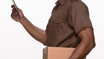 courier shipments in Milwaukee