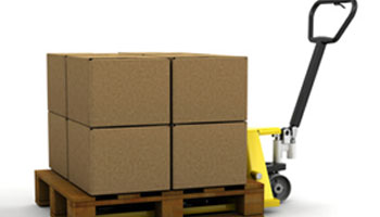 pallet skid warehouse distributor in Milwaukee