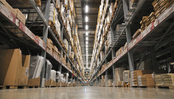 warehouse pallet fulfillment and quick delivery