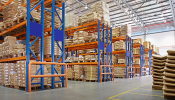warehousing and daily freight service in Milwaukee