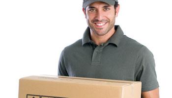 door-to-door deliver services in Milwaukee